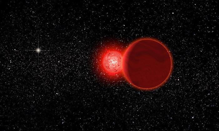 Scholz's Star, a red dwarf/brown dwarf binary system that made a close pass to the Solar System, may have left a lasting impression on comets and asteroids