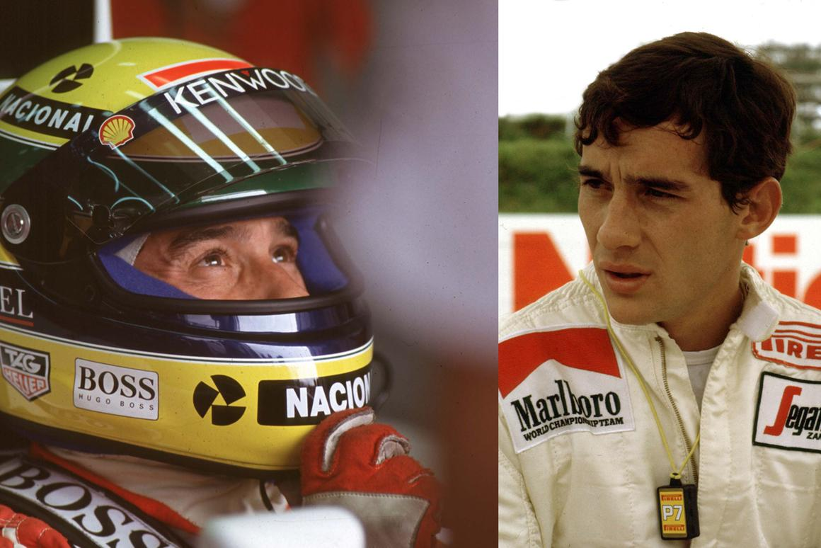 Ayrton Senna once again proved he is easily the most popular Formula One driver on the auction block