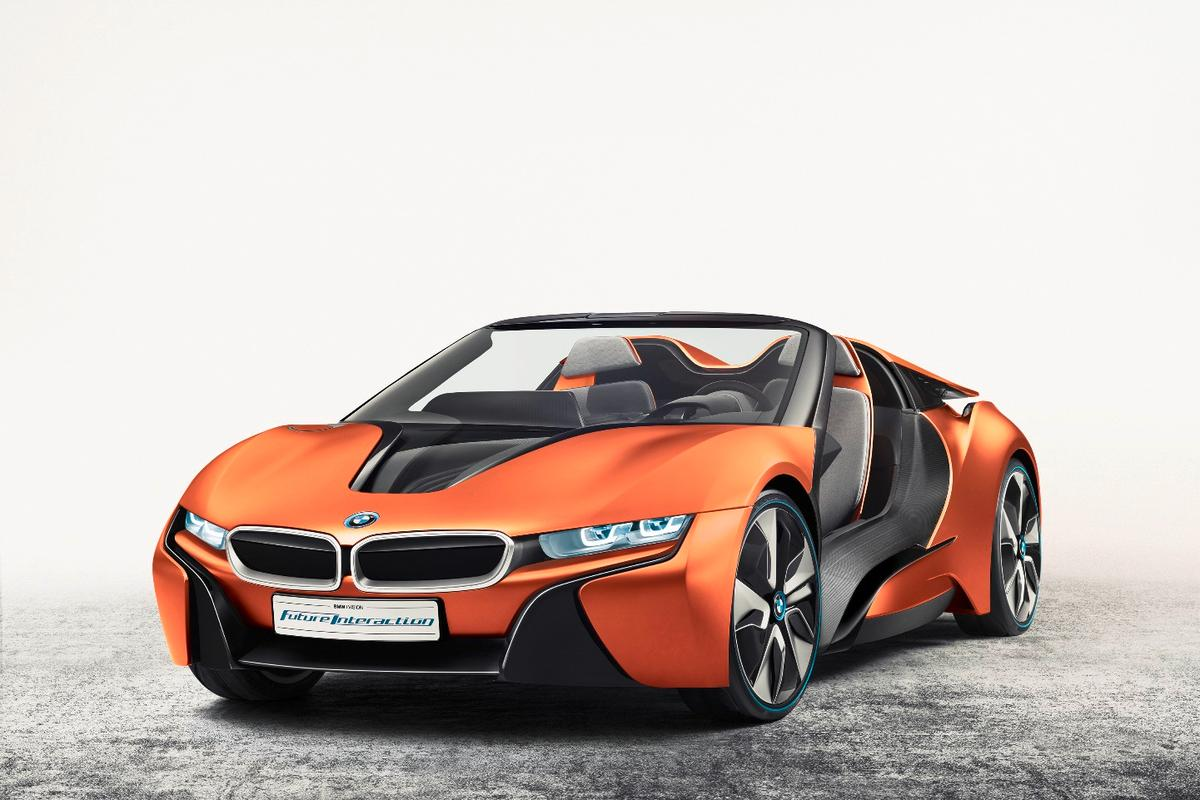 BMW has used CES to showcase its vision for the future of in-car communication