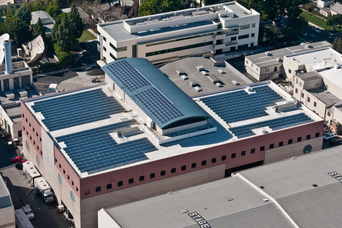 Solar Power, Inc. has completed installation of a 160 kW solar array at Twentieth Century Fox studios