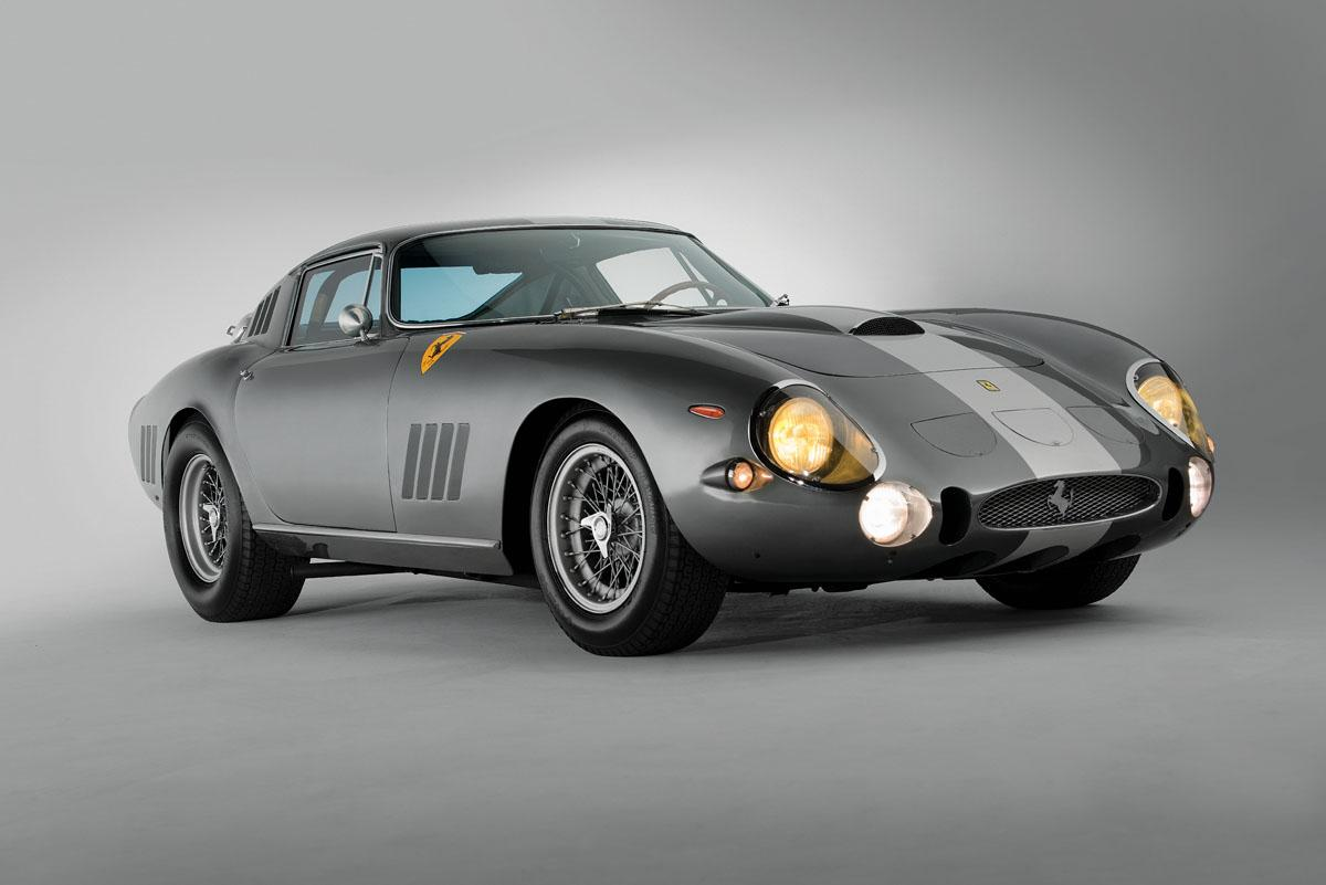 Only one of only three 1964 Ferrari 275 GTB/C Speciale's will go up for auction in California next month (Photo: RM Auctions)