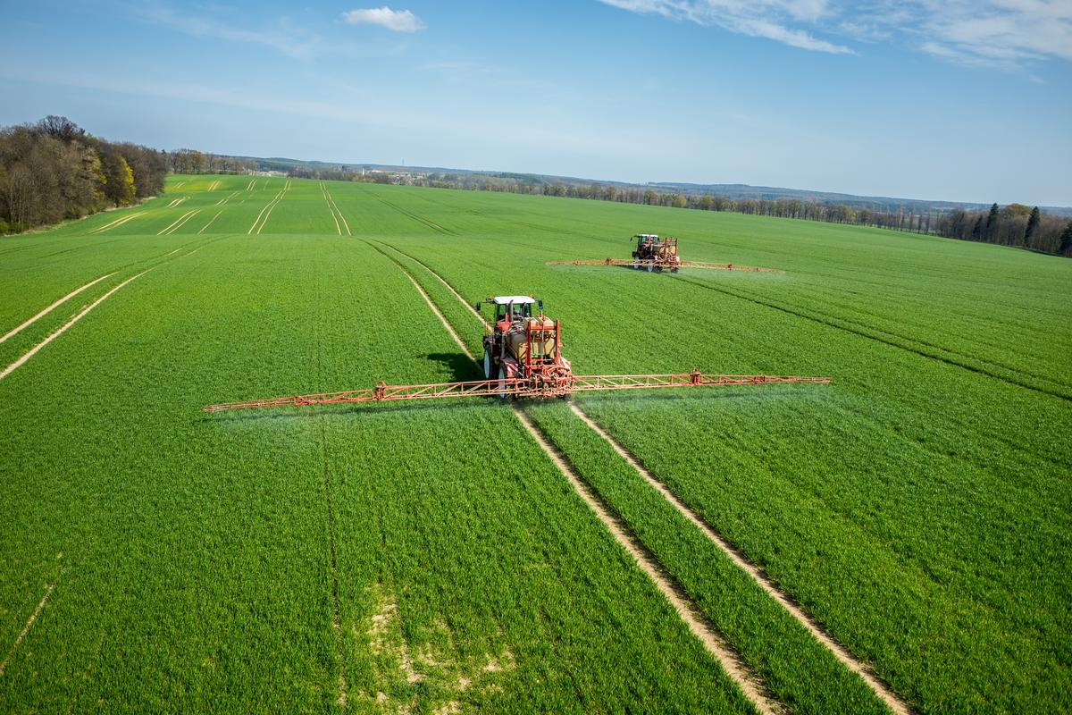 A new study finds that agriculture is releasing more nitrous oxide into the atmosphere than previously thought