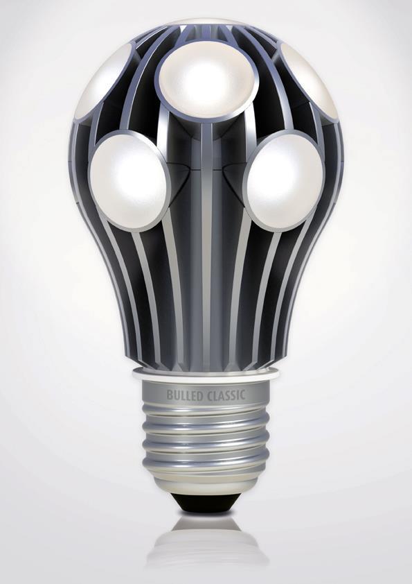 LEDO's Classic LED retrofit bulb