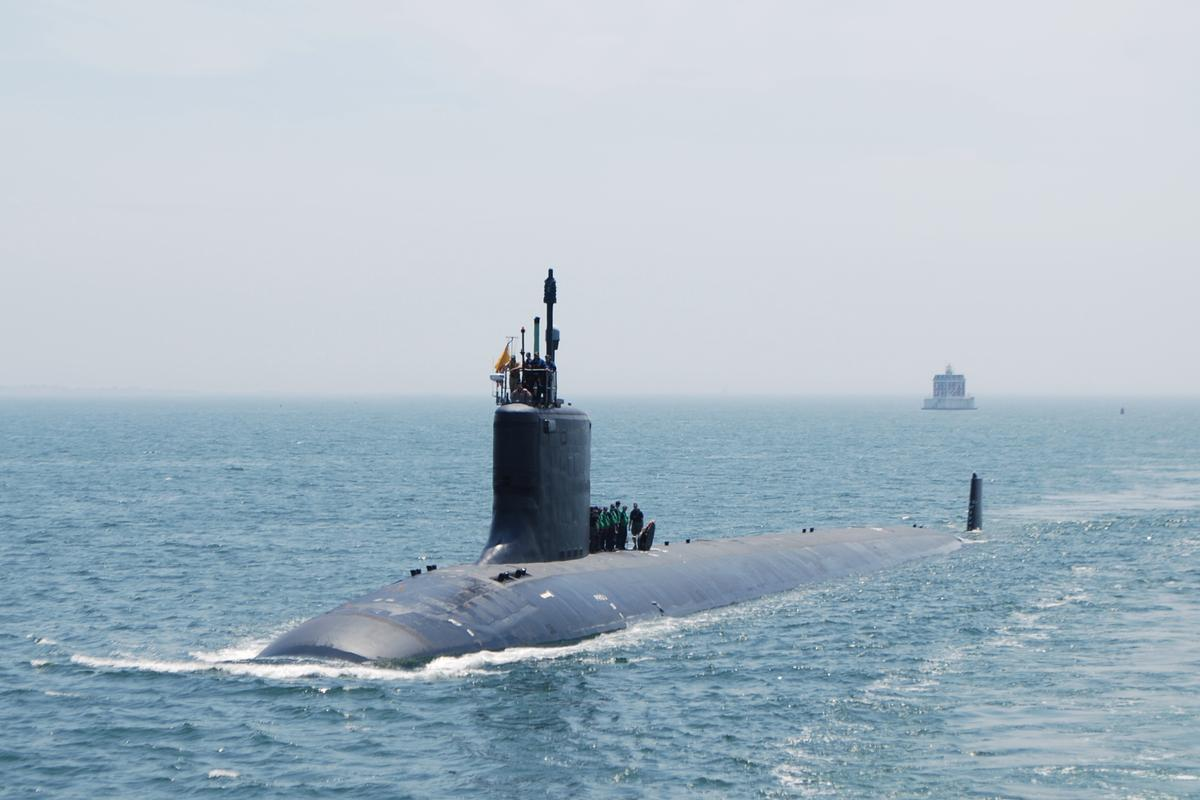 A new system based on old technology may allow for chemical-free CO2-scrubbing onboard submarines