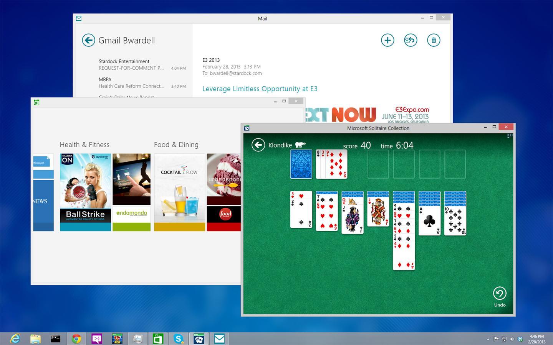 A new app, ModernMix, runs Windows 8 Metro apps on the desktop