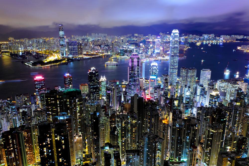 The project aims to use the city of Hong Kong as an urban laboratory in its attempt to study the pervasiveness of airborne pollution (Photo: Shutterstock)