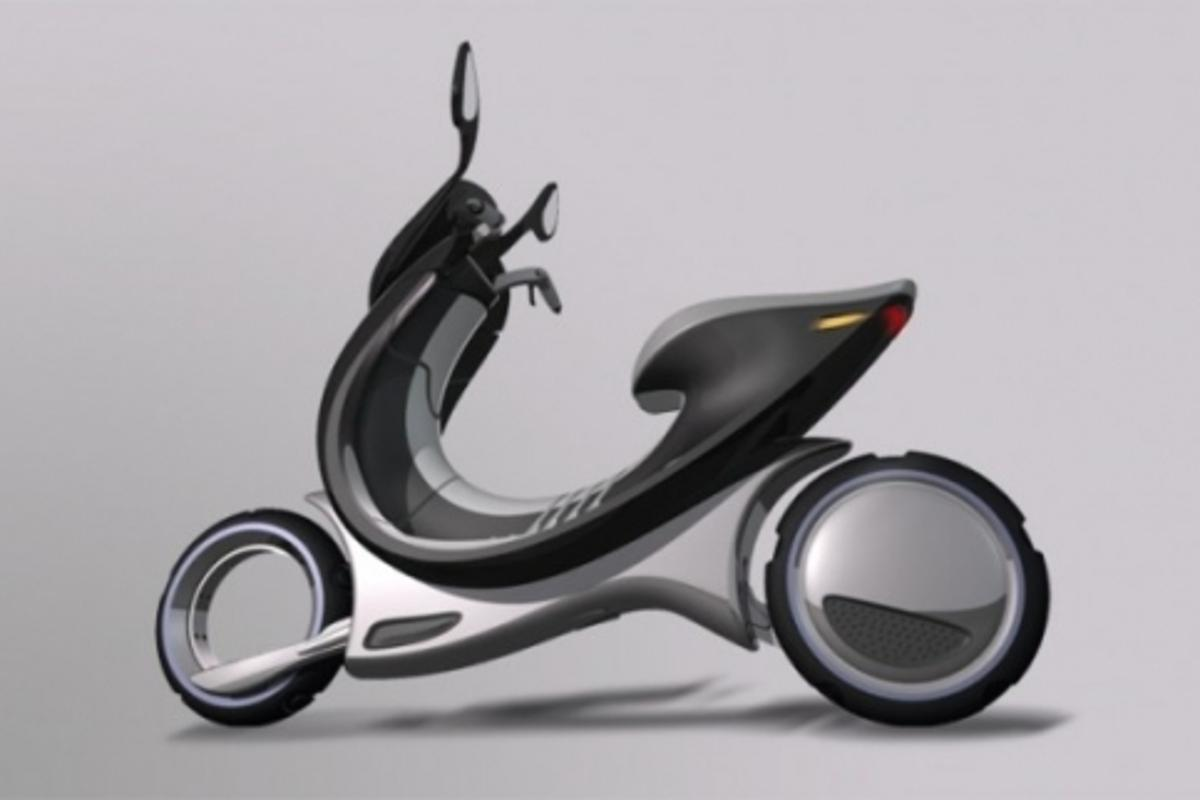 Movito Electric Scooter