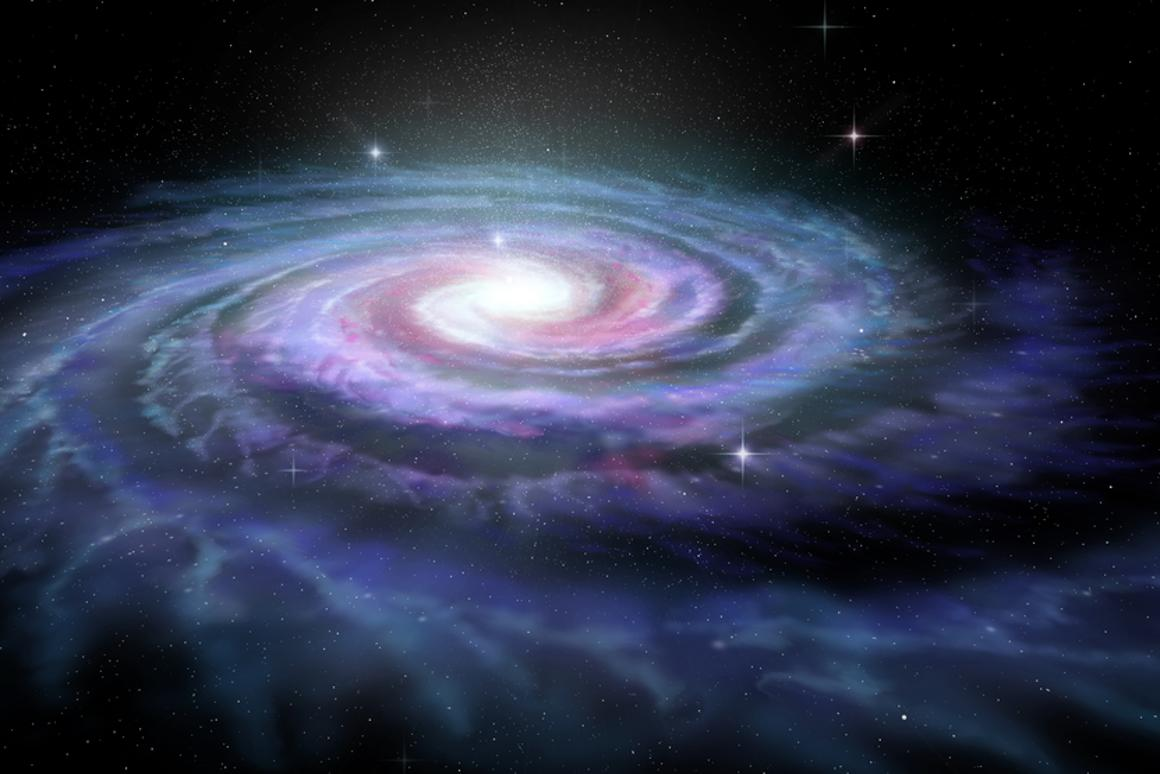 Astronomers have identified a white dwarf star that's hurtling through the Milky Way at a staggering 1,200 km per sec(Image: Alex Mit/Shutterstock)