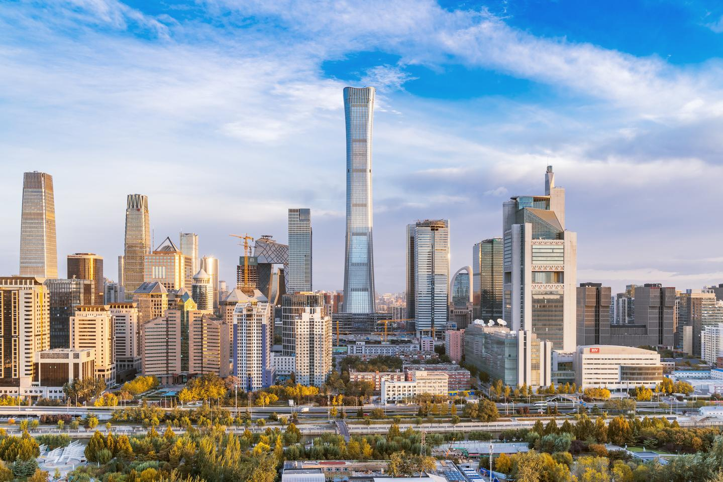 CITIC Tower is more popularly known as China Zun