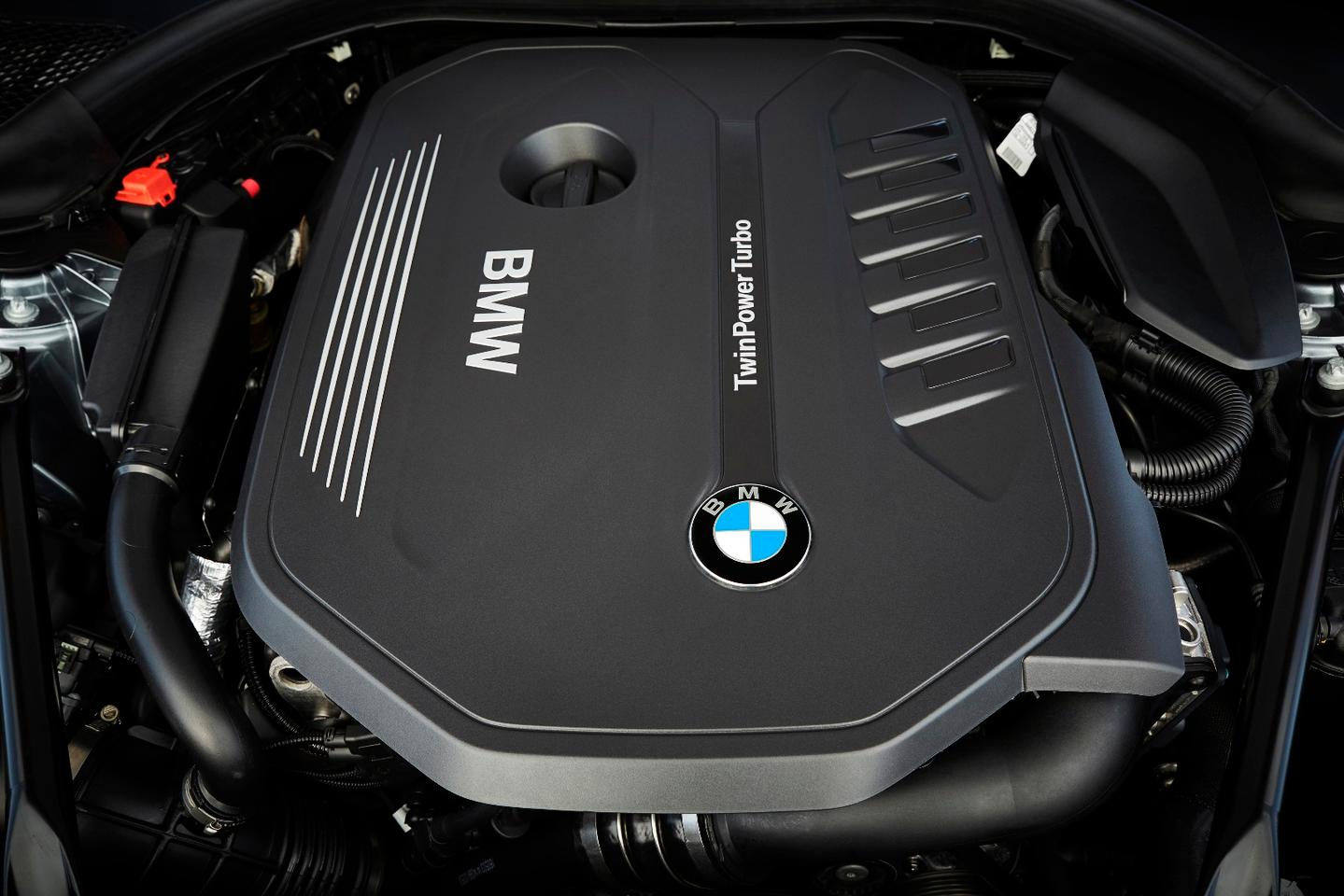 The 530i is the base model with a 2.0-liter four-cylinder engine that's been turbocharged to output 248 hp (185 kW) and 258 lb-ft (350 Nm) of torque