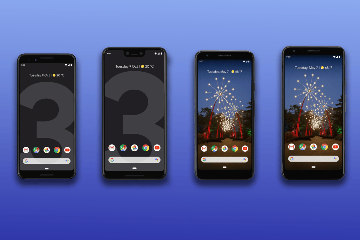 New Atlas compares the specs and features of the Google Pixel 3, 3 XL, 3a and 3a XL