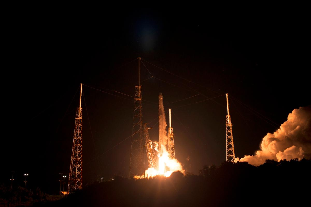 The CRS-16 mission to the ISShad to be postponed due to moldy rat food bars