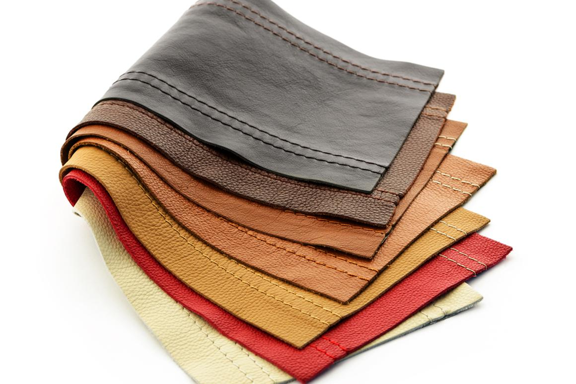 """""""Real"""" leather, like that pictured above, could soon face competition from a lab-grown substitute (Photo: Shutterstock)"""