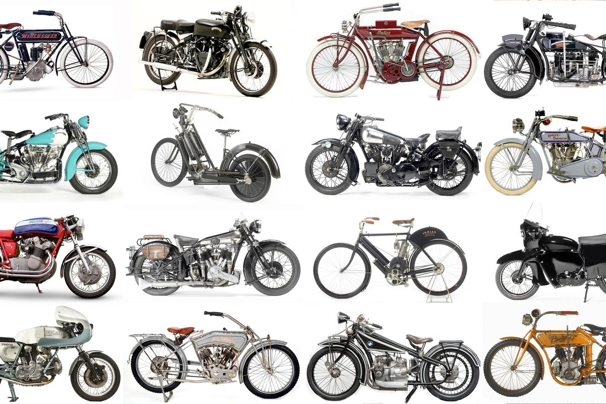 The 100 most expensive motorcycles ever to sell at auction, in order, with the links to official auction pages and catalogue descriptions.