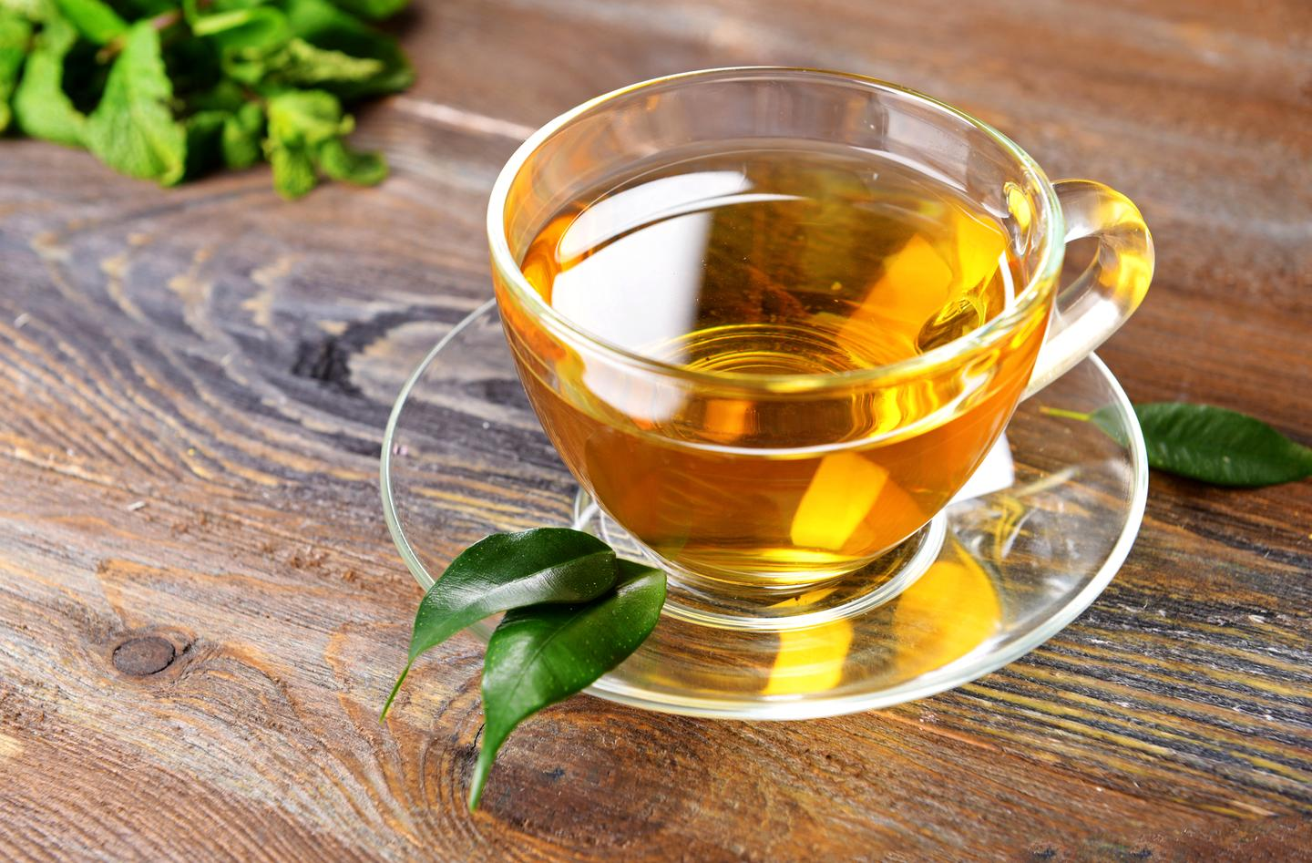 At least three cups of green tea per week was linked to longer lifespan in a Chinese study