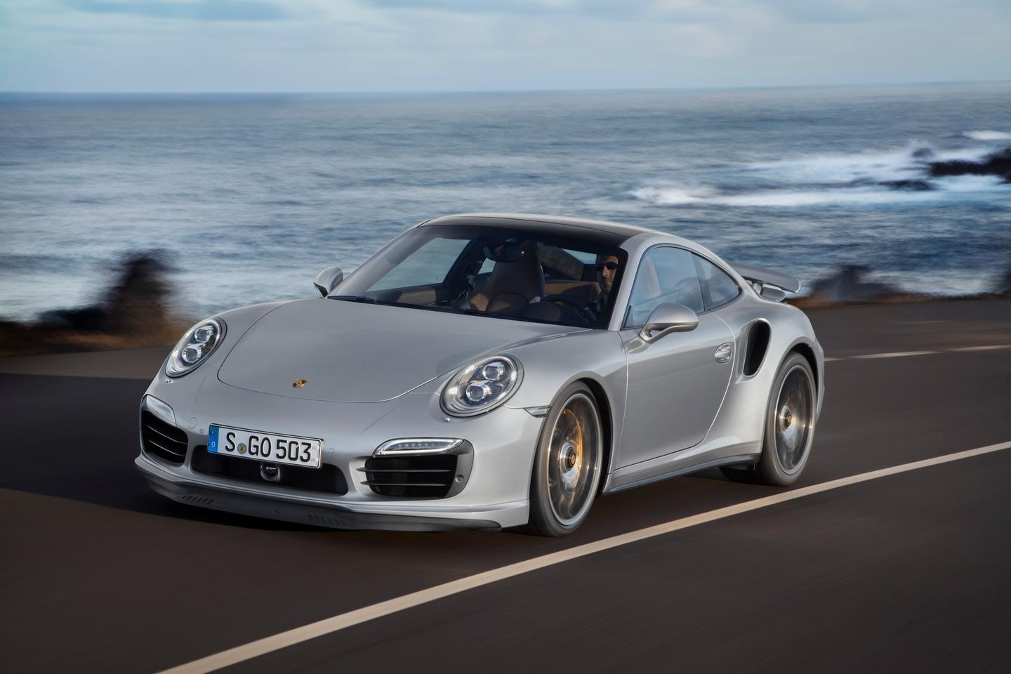 Porsche Traction Management manages power and torque to both front and rear wheels