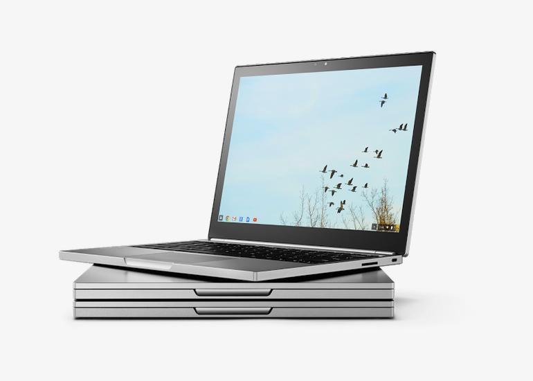 The Chromebook Pixel is back with the same premium look, a cheaper entry price and a specs boost