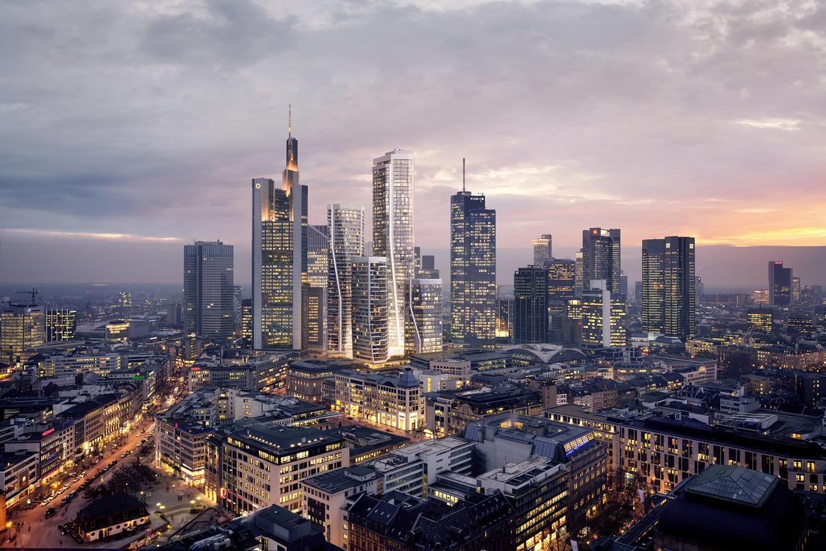 Four Frankfurt is expected to be completed in 2023