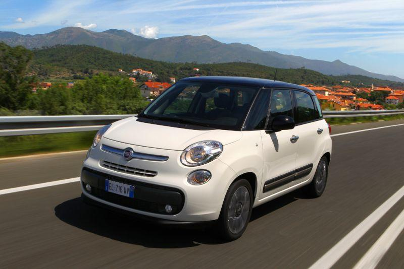 The 500L is a larger 500 model