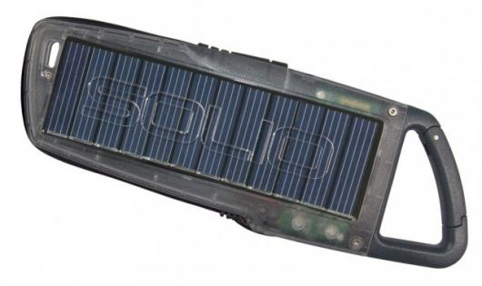 The Solio H1000 hybrid is perhaps the most versatile solar charger on the market