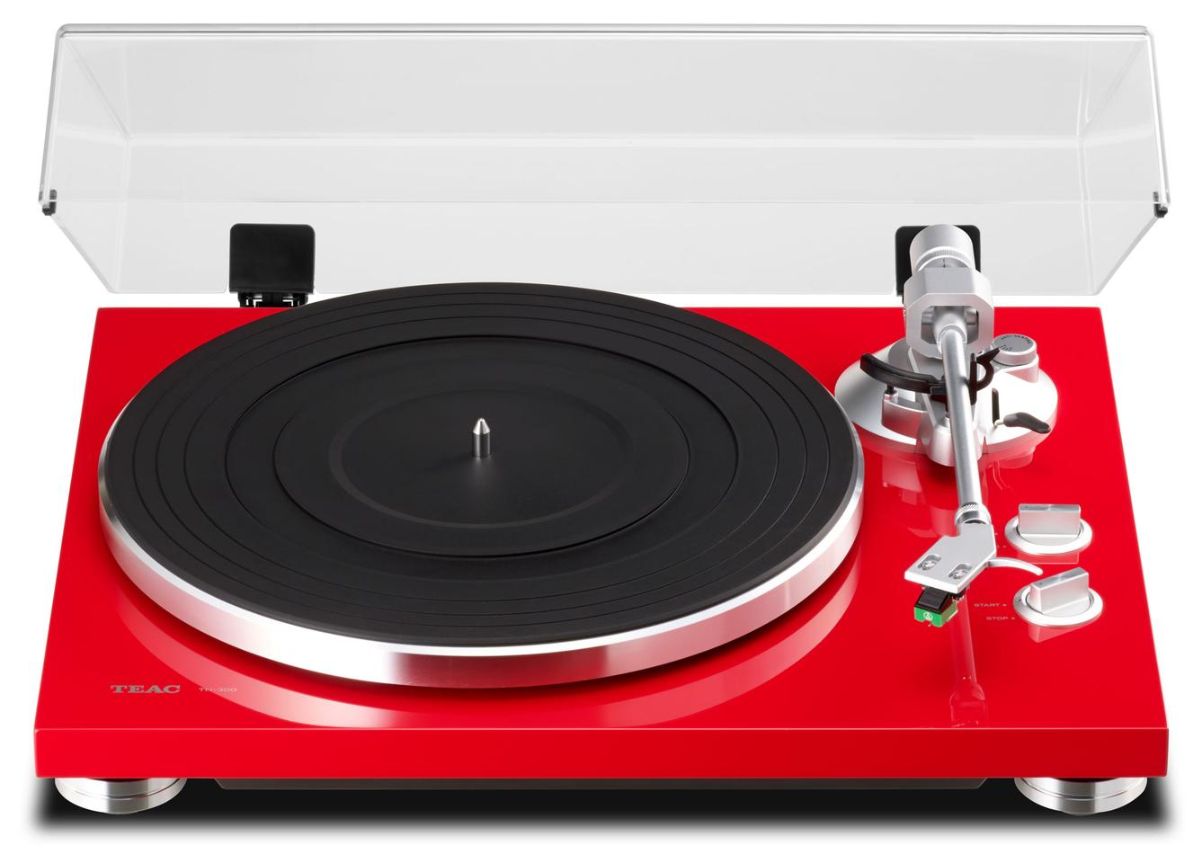 The TEAC TN-300 turntable