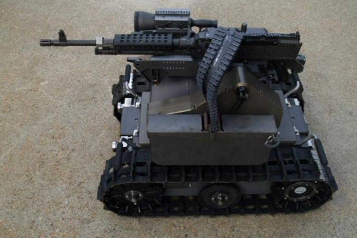 MAARS Modular Advanced Armed Robotic System