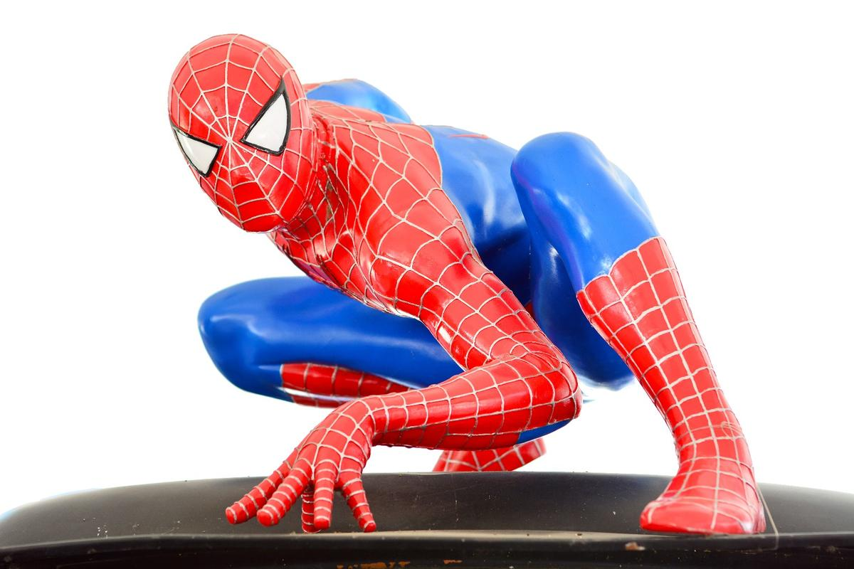 A new study has revealed Spider-Man's wall-climbing abilities will remain the realm of fiction
