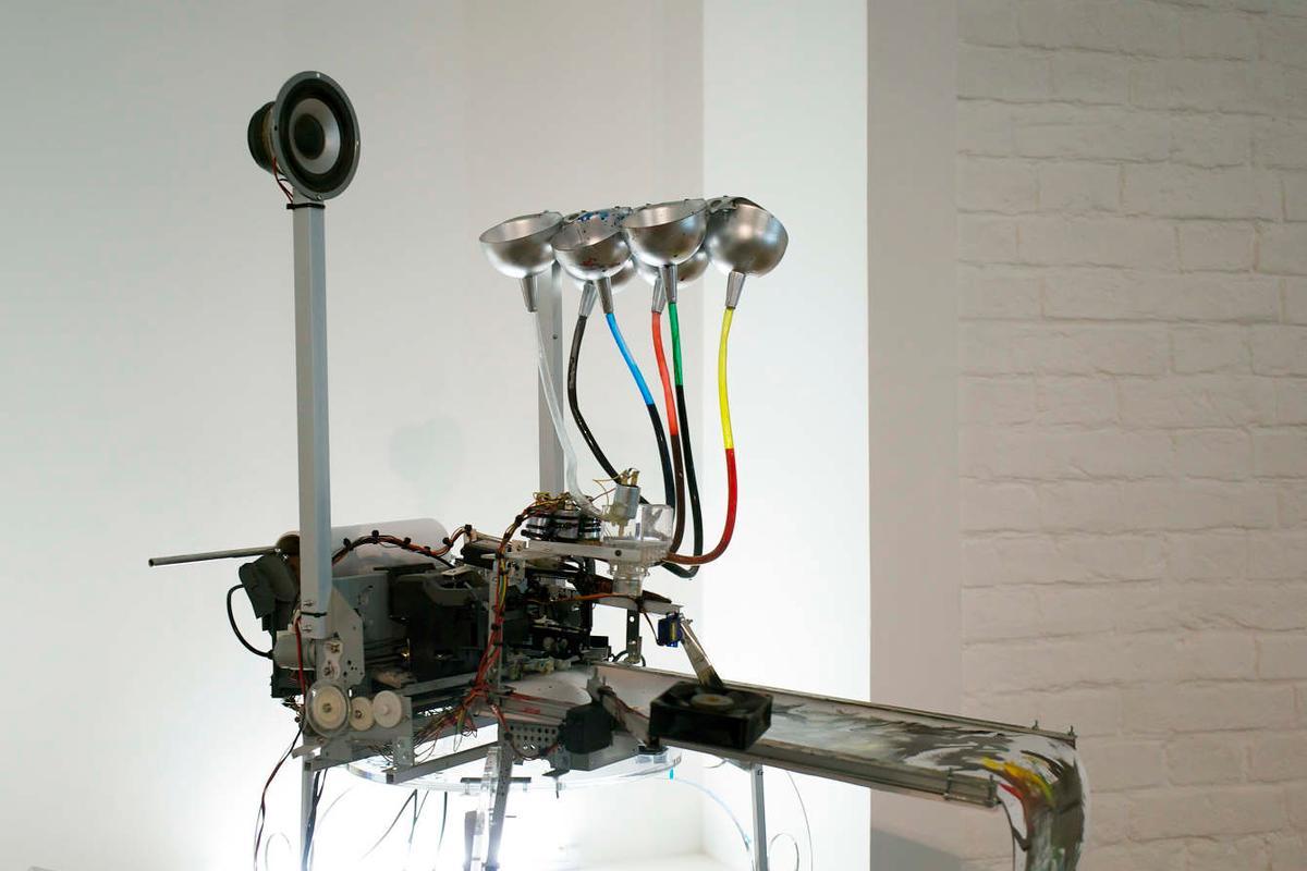 The electropollock by Dmitry Morozov