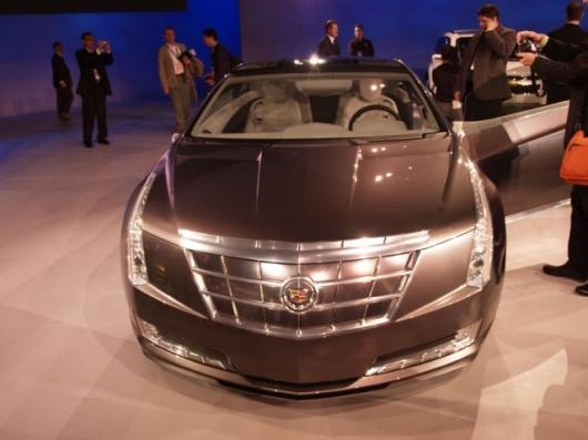 Cadillac's Converj concept