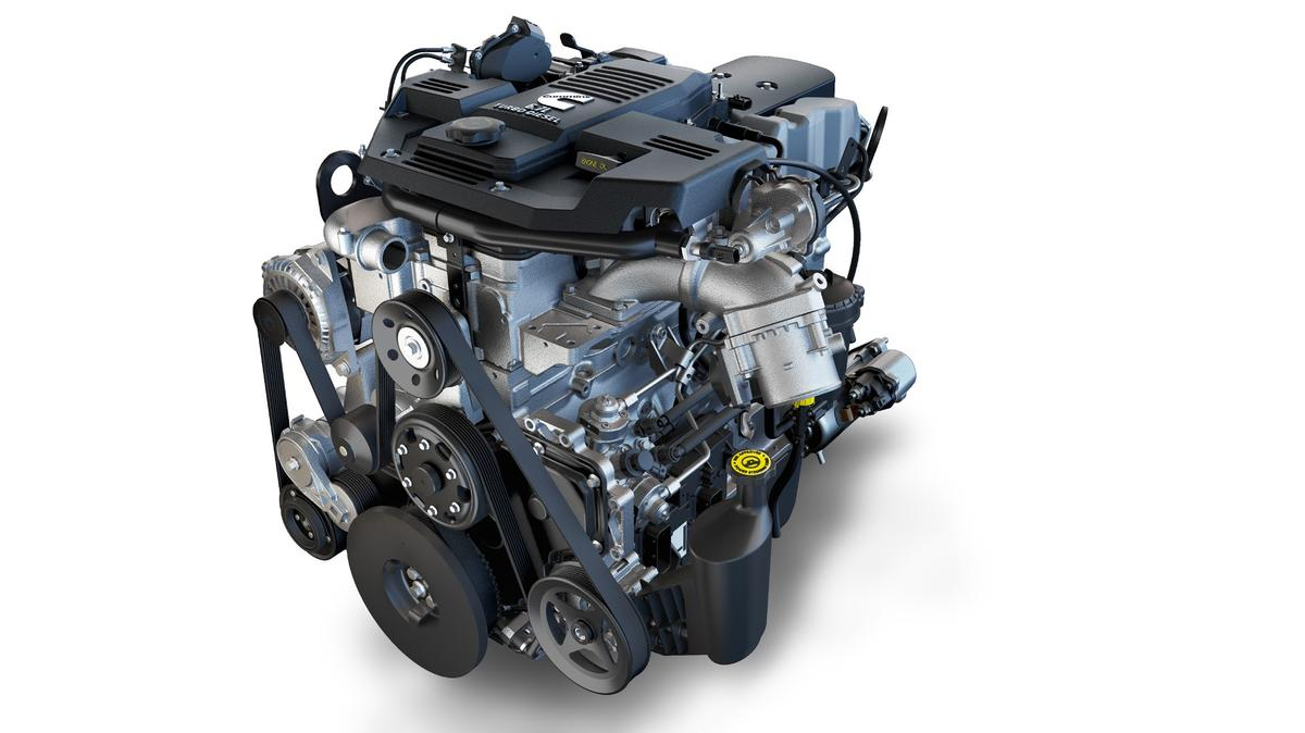 Optional for most of the Ram Heavy Duty lineup in 2019 will be a 6.7-liter Cummins High Output Turbo Diesel inline-six engine that produces 1,000 pound-feet (1,356 Nm) of torque
