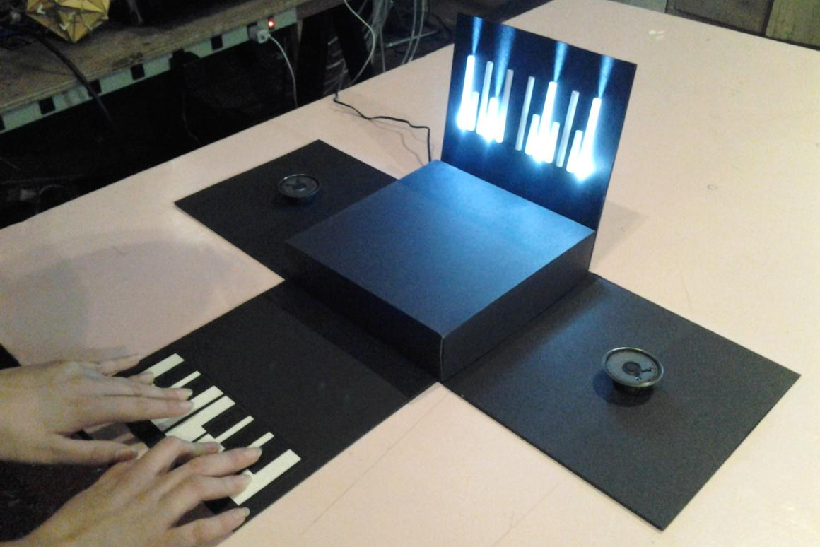 Taking the lid off the Piano Box 12-note paper synth