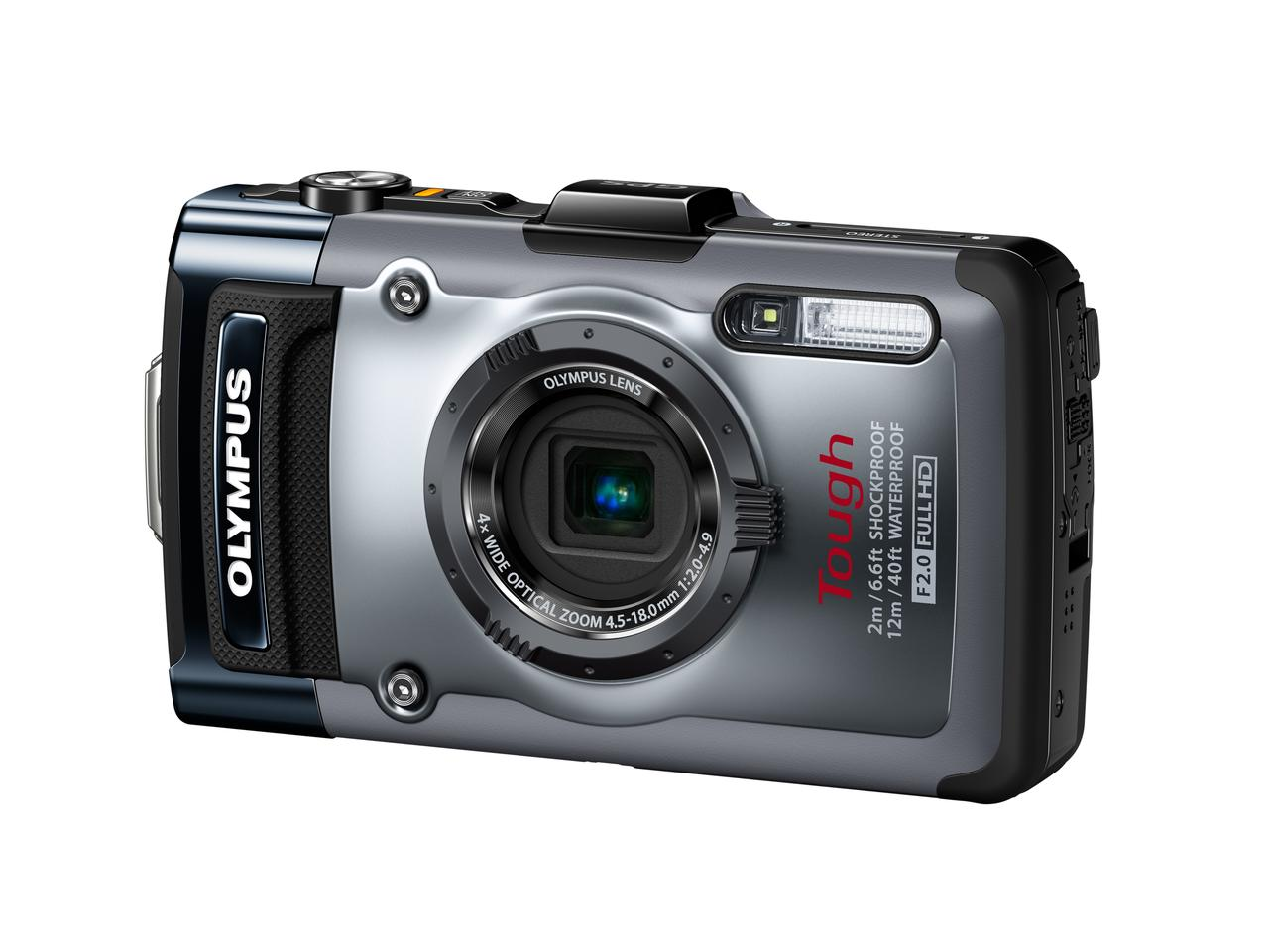 After much speculation online, Olympus has finally confirmed details and availability for the new TOUGH TG-1 iHS compact