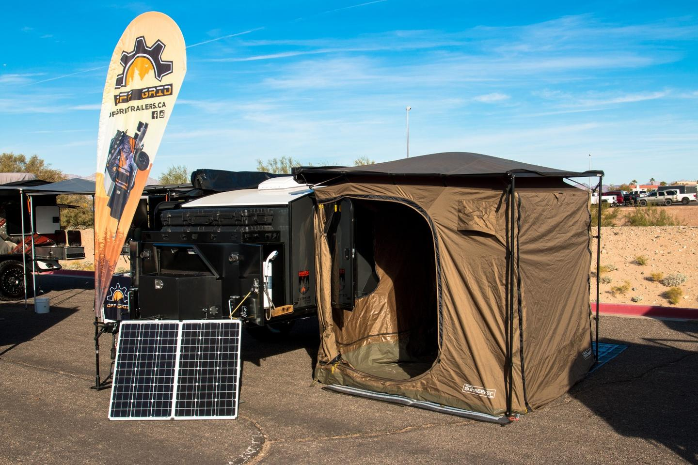 Gallery: Minuscule to massive campers of the 2018 Sand-Water