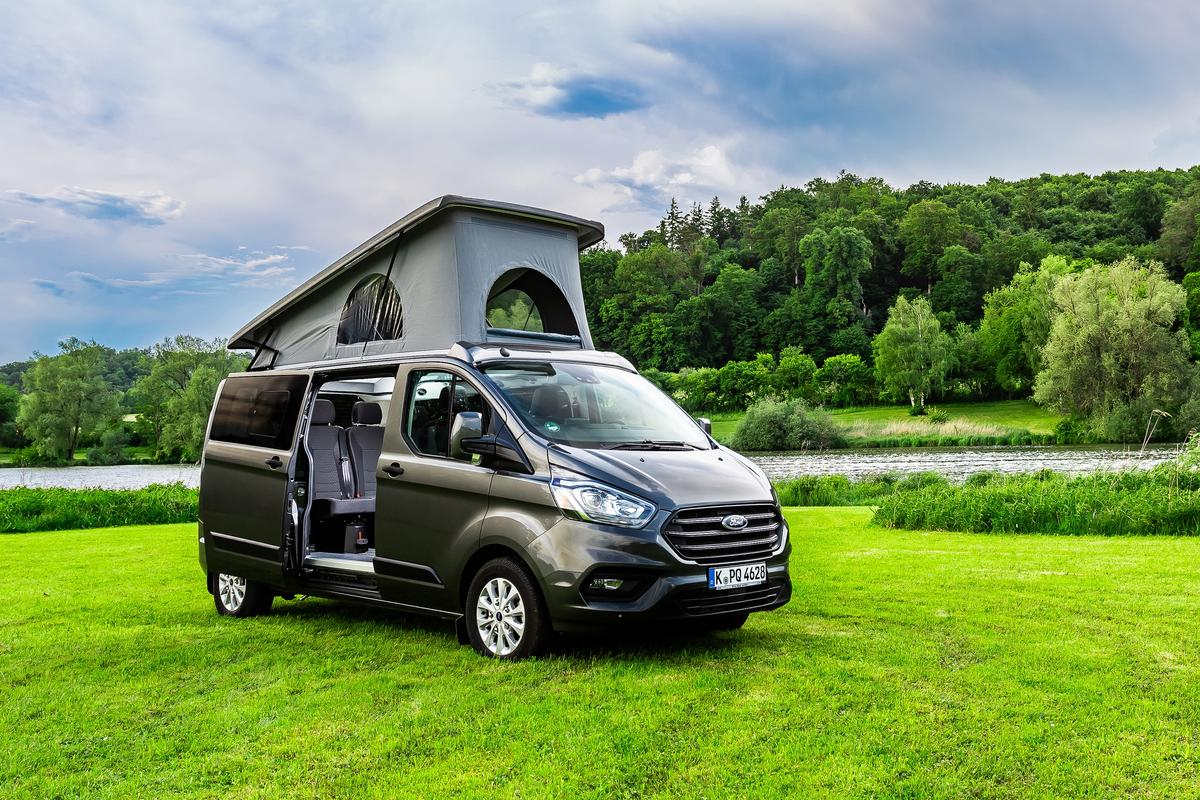 Ford introduces the new Flexibus