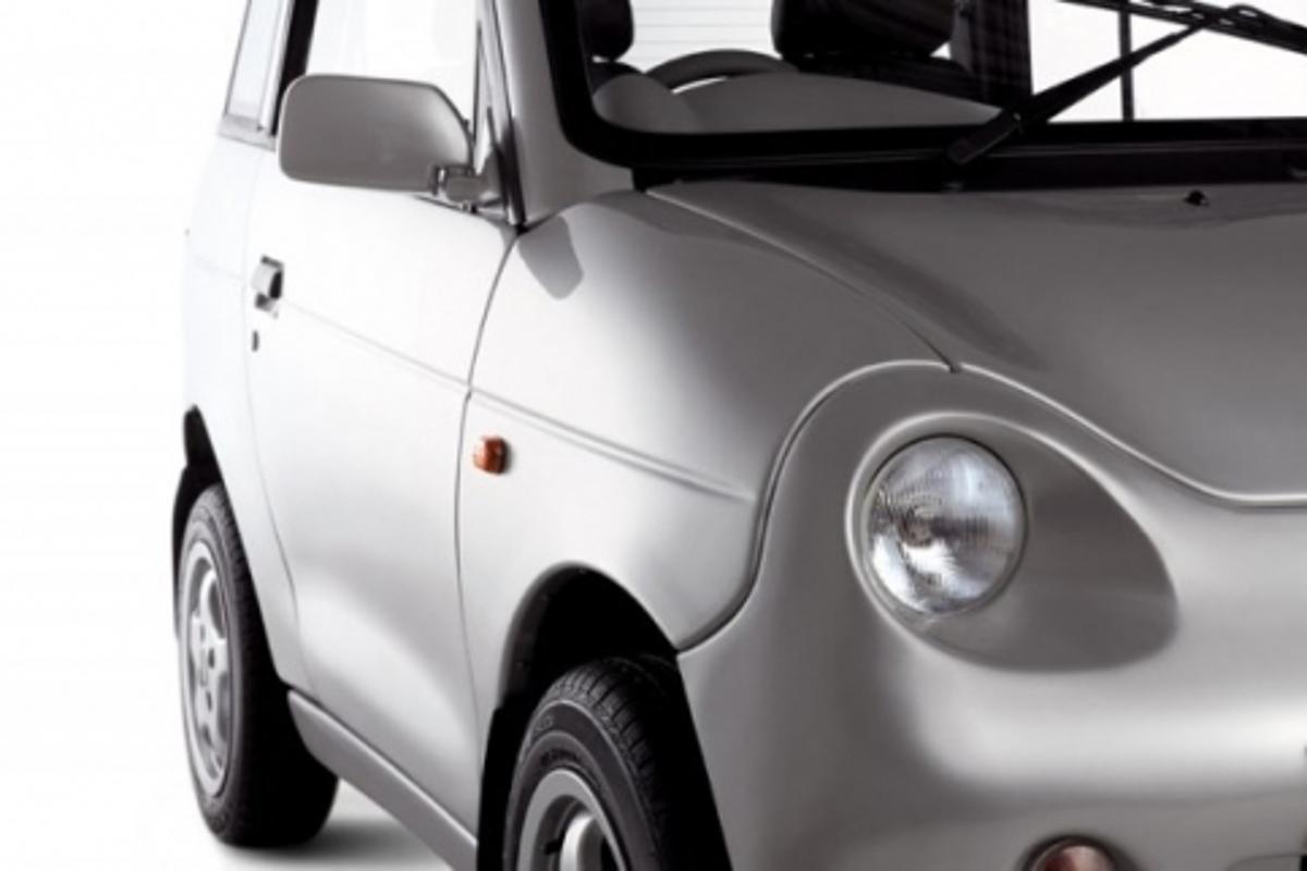 G-Wiz i electric vehicle