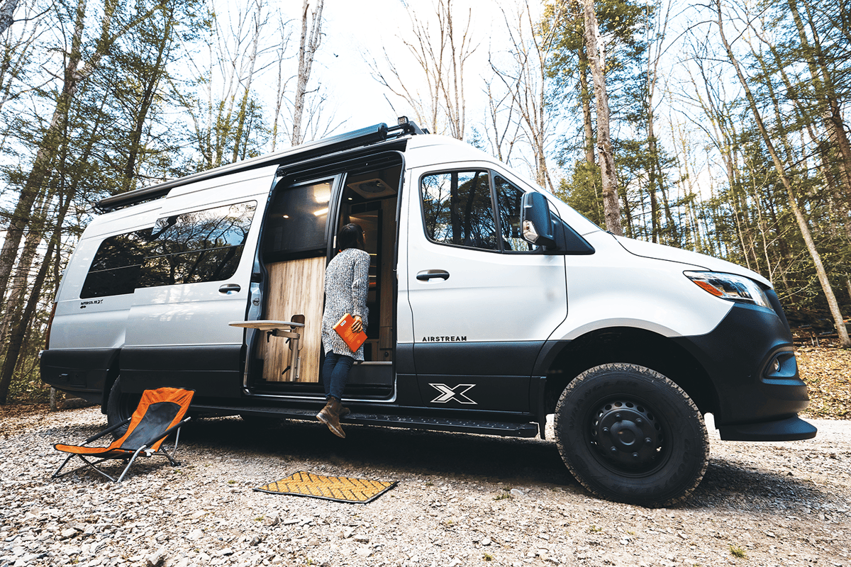 Airstream launches its own take on the 4x4 adventure van