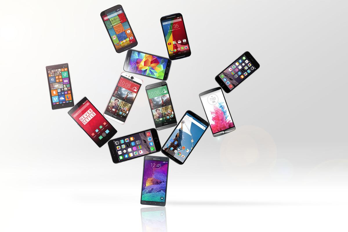 Gizmag compares 12 of the best smartphones you can buy during the 2014 holidays