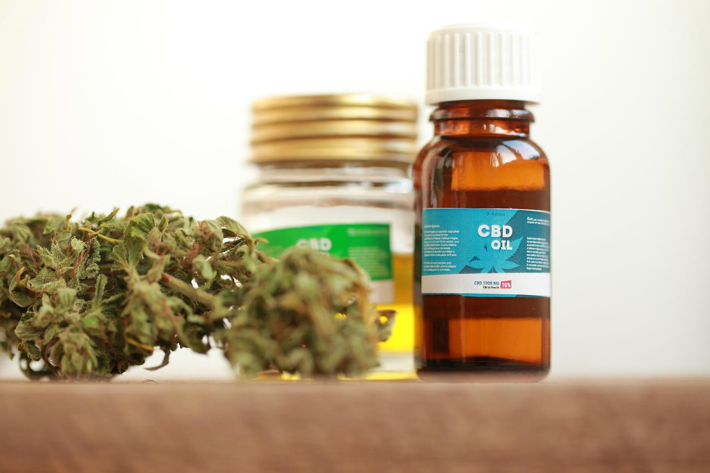 An initial human trial found Parkinson's tremors induced by anxious situations can be reduced by an acute dose of CBD