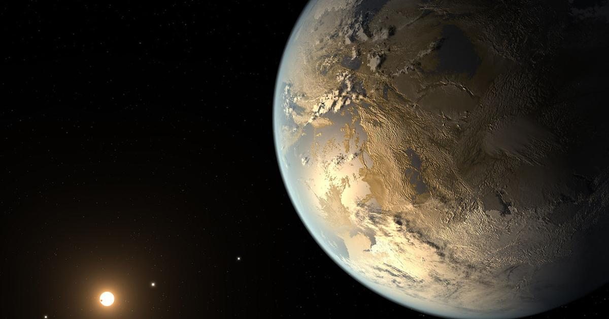 "24 ""super-habitable"" exoplanets potentially better than Earth identified"