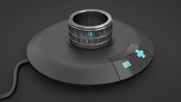 The Ring Clock needs charging regularly, with the charging station also being used to set the time