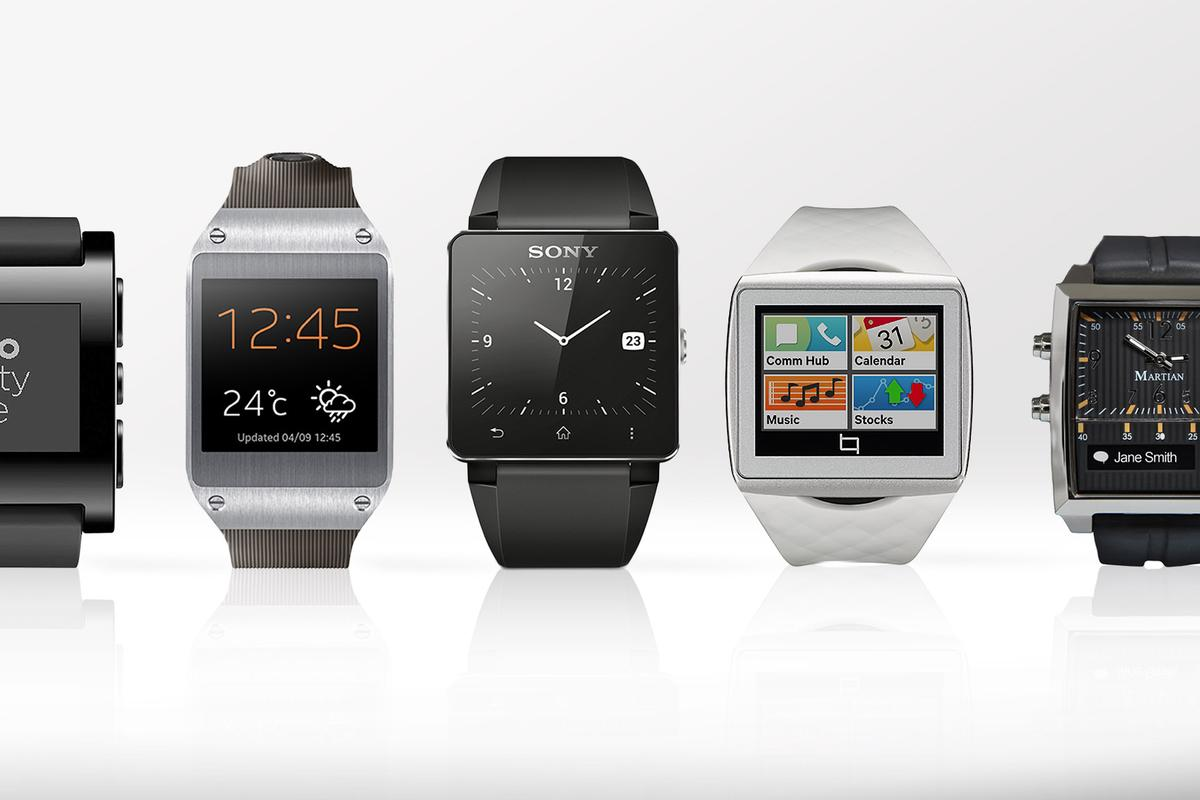 Gizmag compares the biggest smartwatches of 2013