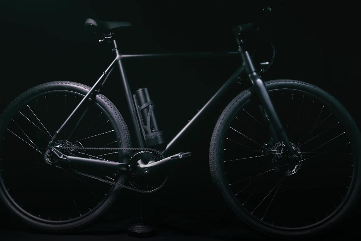The nothng ebike is currently on Indiegogo
