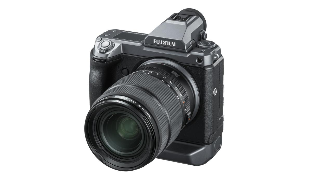 The next GFX medium format flagship is due for release some time in 2019