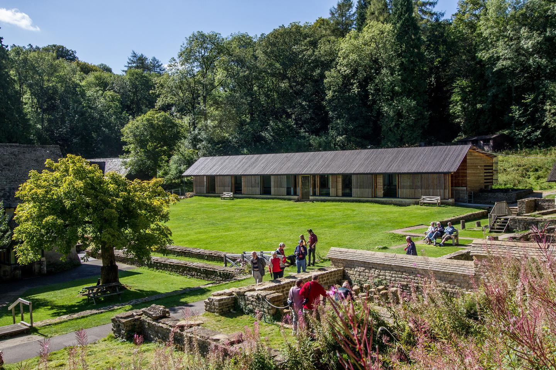 Chedworth Roman Villa by Feilden Clegg Bradley Studios (Photo: John Dawson)