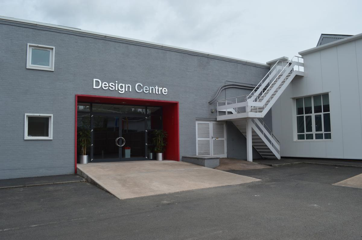 MG described the day as a one-off chance to see inside its Design Centre (Photo: Gizmag)