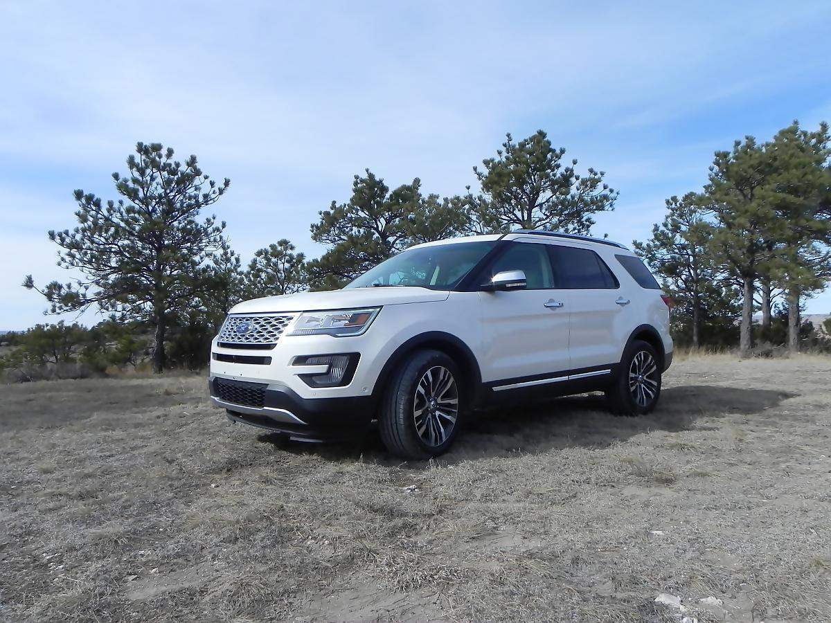 As big family-ready SUVs go, the Explorer has always been a popular choice