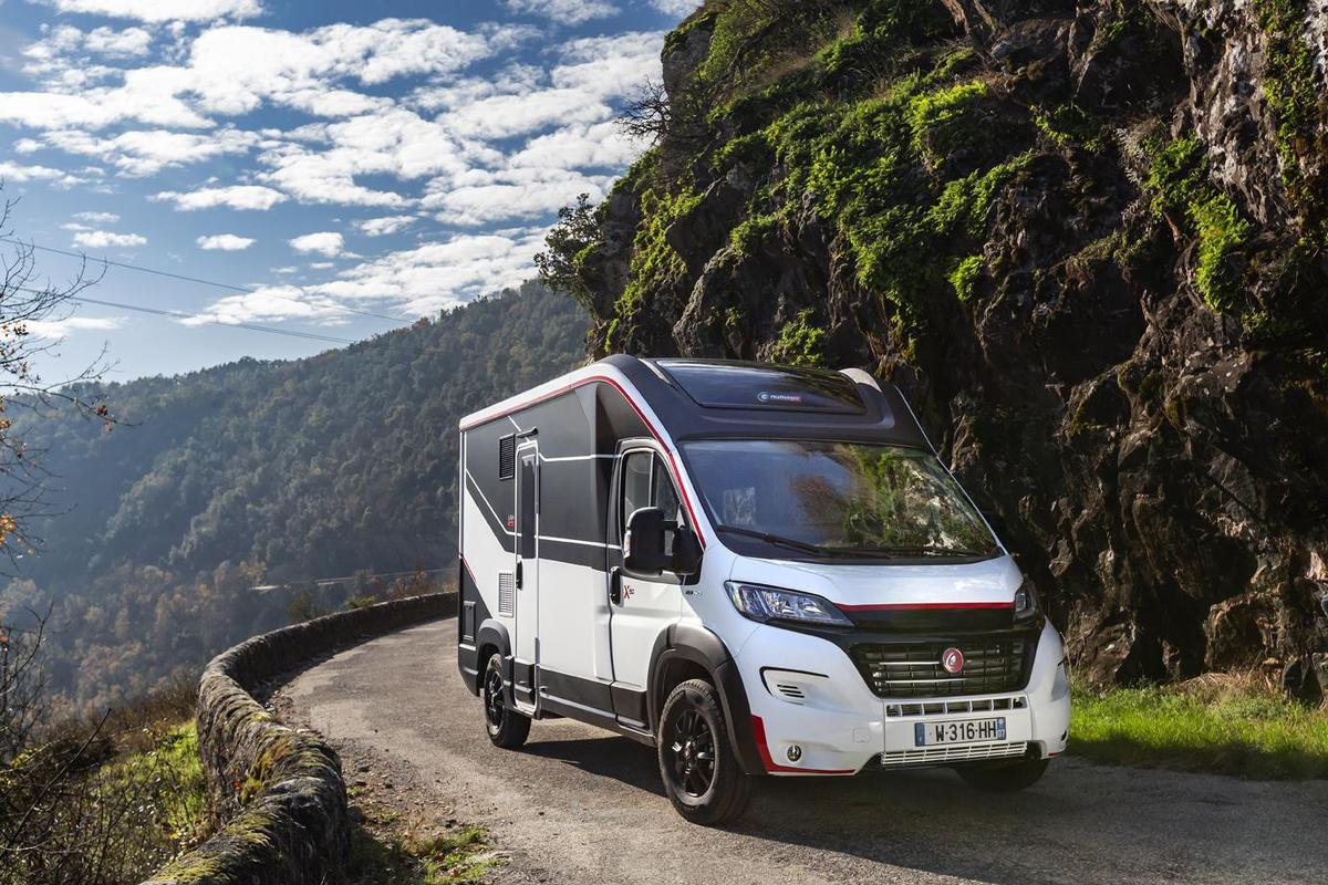 The Combo comes standard on a 599-cm 140-hp Fiat Ducato