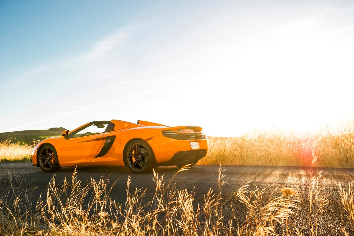 Only one hundred of the limited edition 12C and 12C Spiders will be available ... 50 12C Coupes and 50 12C Spiders