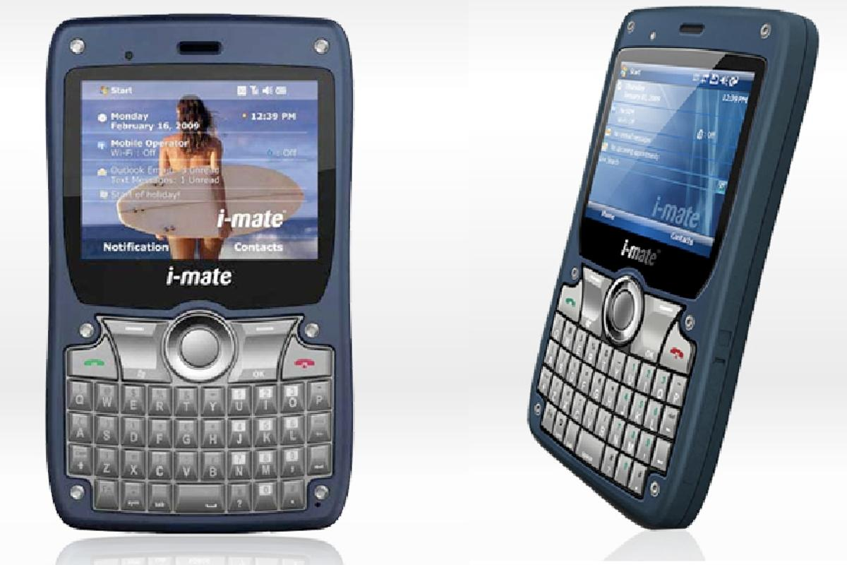 The i-mate 810-F handset has passed vigorous testing which allows the manufacturers to offer it with a lifetime warranty