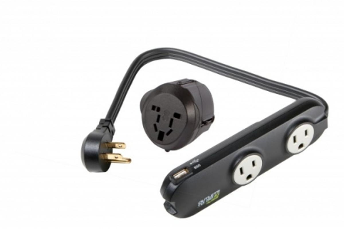 Monster's 'Outlets To Go: USB Worldwide' adapter